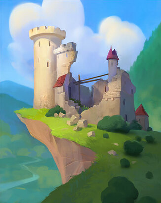 Coin Master card Cliff Tower