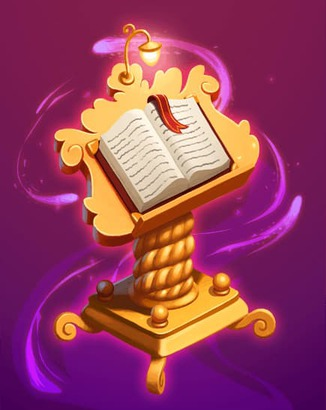 Coin Master card Book of Spells