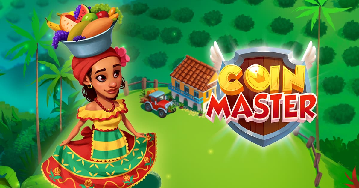 Coin Master village 144 colombia