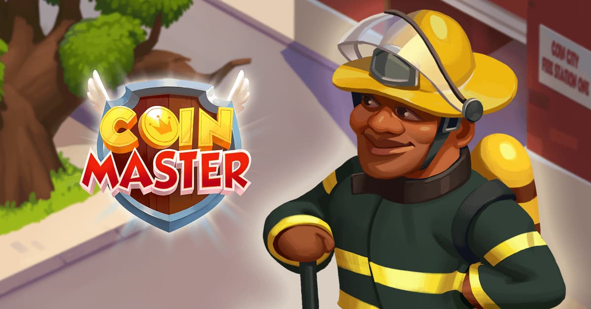 Coin Master village 172 firefighters