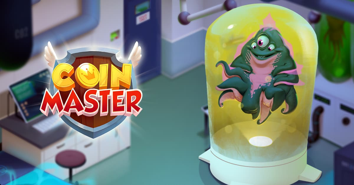 Coin Master village 205 alienresearchlab