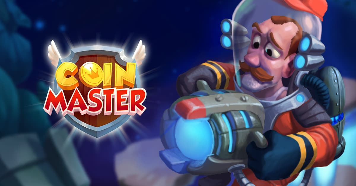 Coin Master village 217 spacecleaners