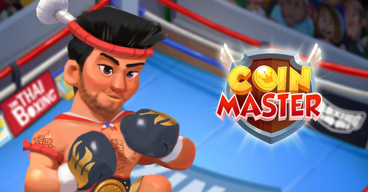 Coin Master village 225 thaiboxing