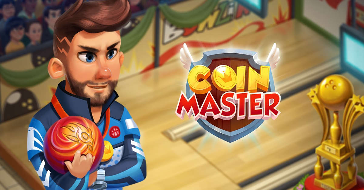 Coin Master village 256 bowling