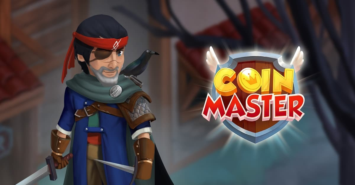 Coin Master village 288 witchhunter