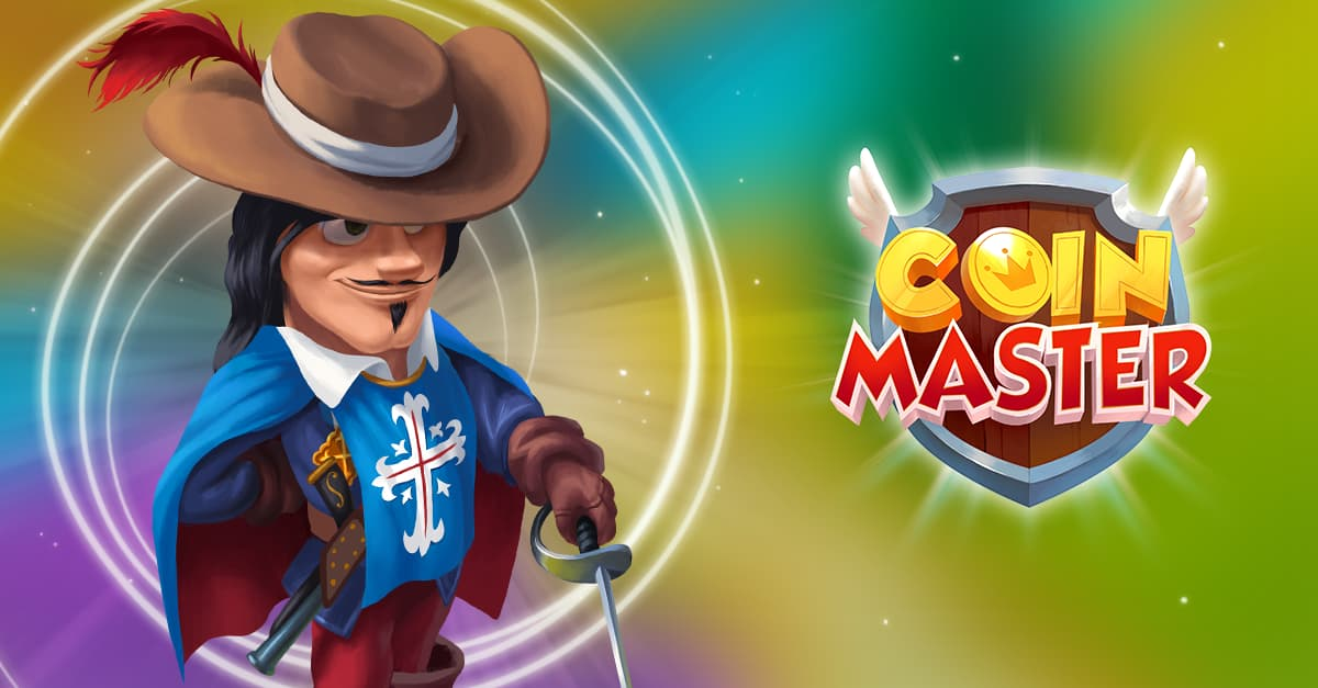 Coin Master village 45 Musketeer